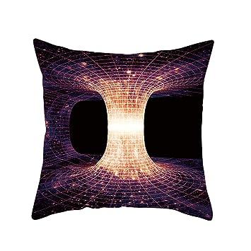 Amazon.com: Alixyz - Funda de cojín para sofá, diseño de ...