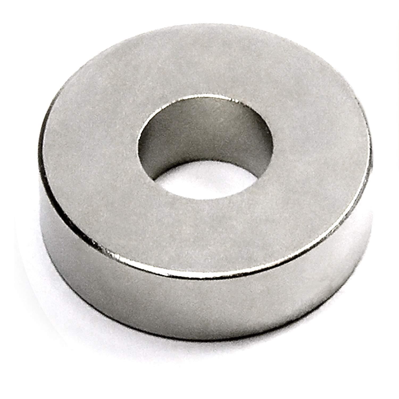 CMS Magnetics Grade N52 Super Strong Neodymium Magnet Ring OD1.26