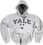 Officially Licensed by Yale University -  Felpa con cappuccio  - Uomo
