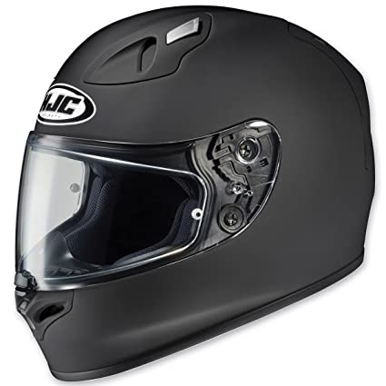 Hjc Fg 17 >> Hjc Fg 17 Full Face Motorcycle Helmet Matte Black Large