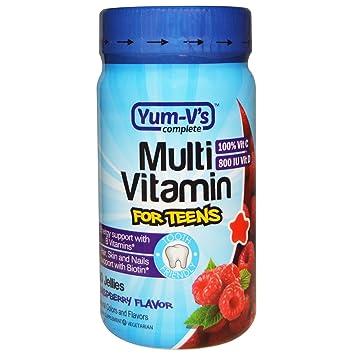 Amazon.com: yum-v de Complete Multivitamin Y Minerales para ...