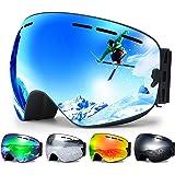 Zerhunt Ski Goggles