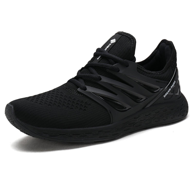 DREAM PAIRS Womens Running Shoes B0718Z868N 9 B(M) US All Black