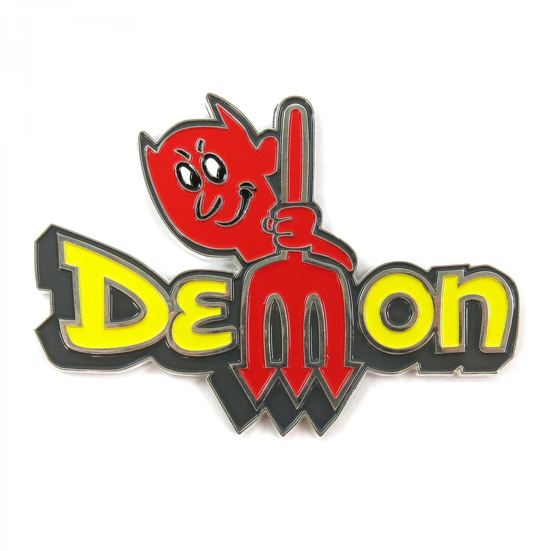 """Amazon com: Vintage parts USA AUTFGE03 UltraEmblem """"Demon"""