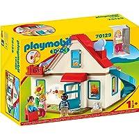 PLAYMOBIL 1.2.3 Casa, con Timbre Real y Efecto