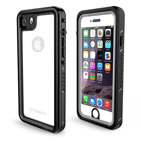 new concept ee7ca ba564 Amazon.com: OTBBA iPhone 7/8 Waterproof Case,IP68 Certified ...