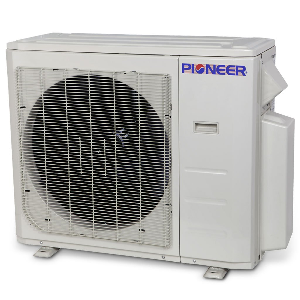 Pioneer Air Conditioner Wys030gmhi22m3 Multi Split Conditioning Fridge Hvac Custom Job Blower Motor Wiring Help System Trio 3 Zone Home Kitchen