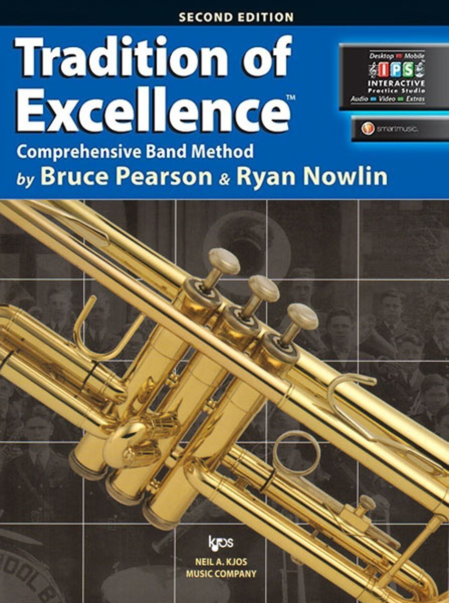 W62TP - Tradition of Excellence Book 2 - Bb Trumpet/Cornet ebook