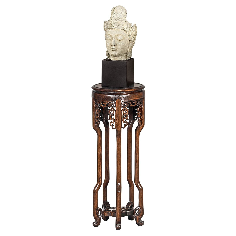 Design Toscano Asian Temple Pedestal AF8124