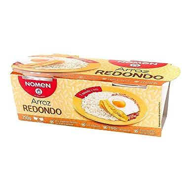 Nomen Vasitos Arroz Extra Redondo - 125 gr