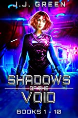 Shadows of the Void: Books 1 - 10 Kindle Edition