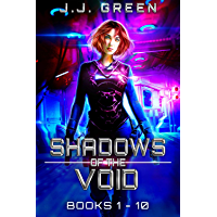 Shadows of the Void: Books 1 - 10