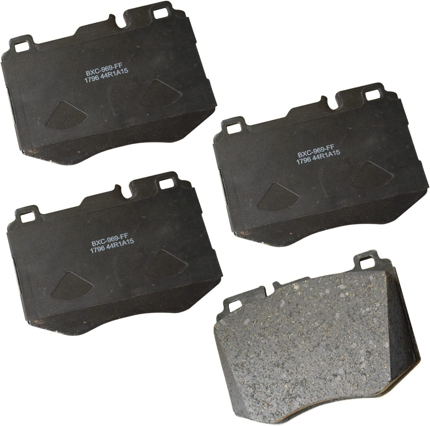 Bendix SBC1796 Stop by Bendix Brake Pad Set