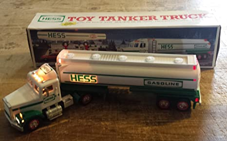 Amazoncom Hess 1990 Collectable Toy Tanker Truck Toys Games