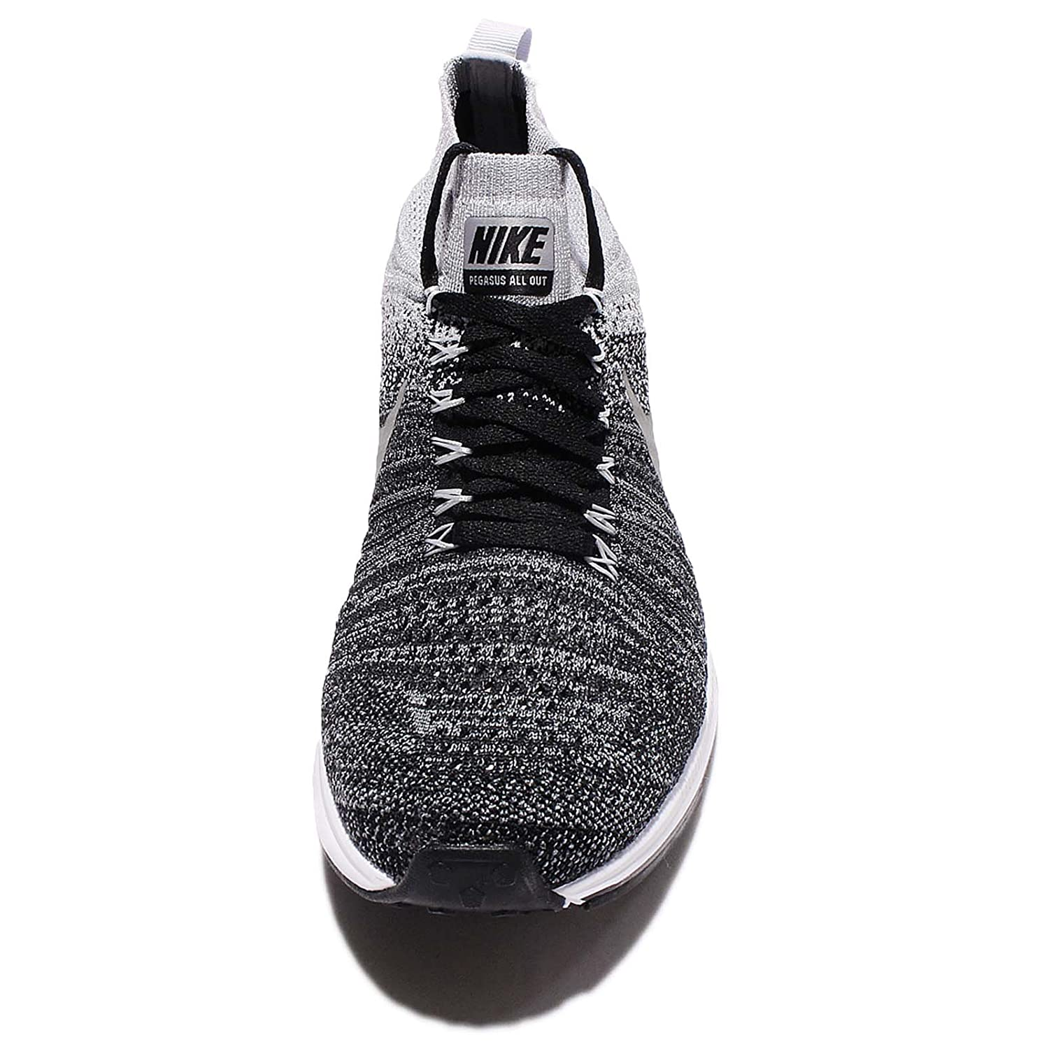 703f0c0525b3 Nike Zoom Pegasus All Out Flyknit GS Running Trainers 844979 Sneakers Shoes  (4. 5 M US Big Kid