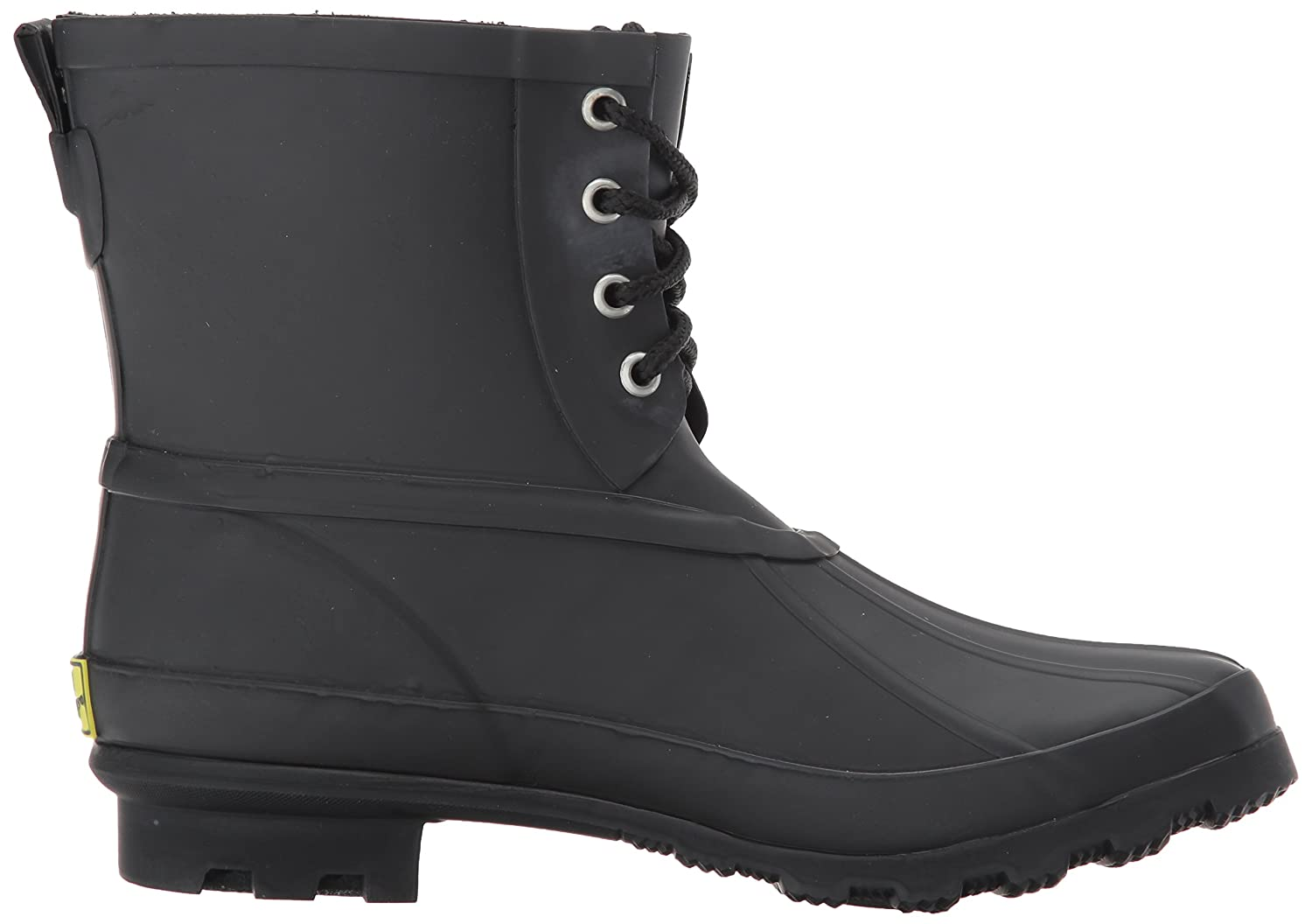Western 10 Chief Women's Ankle Rain Bootie Boot B01MZAEBSM 10 Western B(M) US|Rain Duck Black 2df2dd