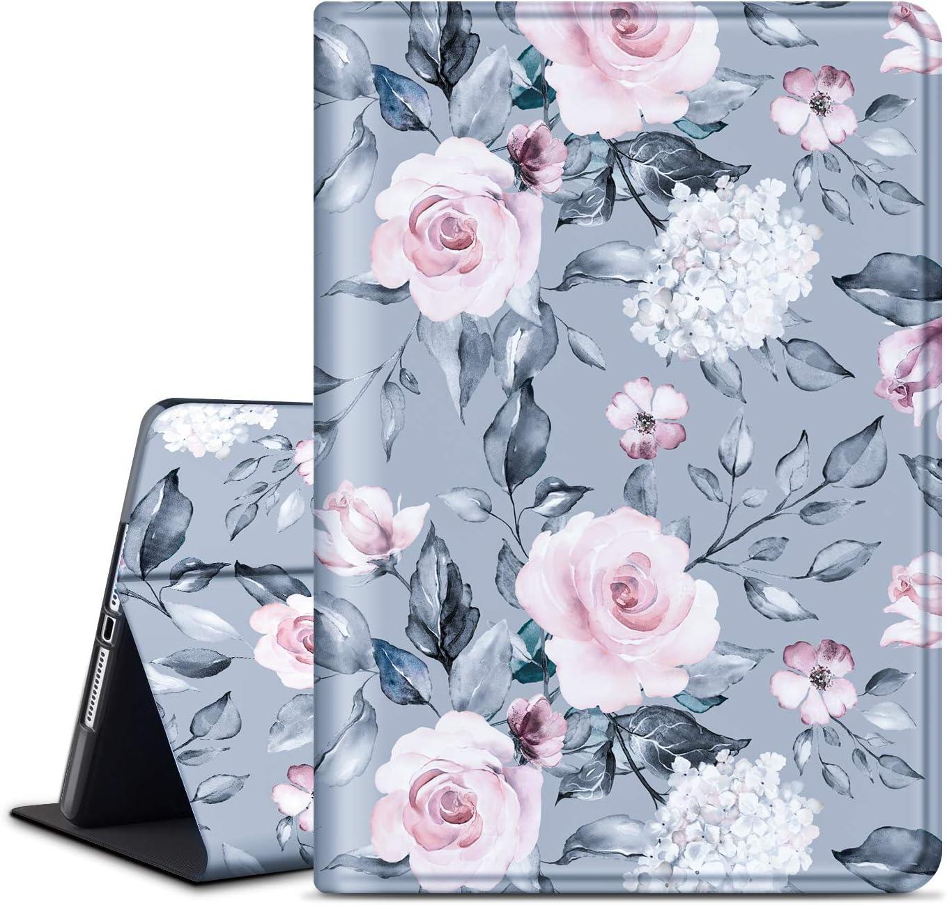 ANERIMST Case for iPad Pro 10.5 / iPad Air 3, Microfiber Lining, Soft TPU, Protective Smart Case, Auto Sleep/Wake Cover for iPad Air 10.5 Inch 2019/iPad Pro 10.5 2017 (penoy)