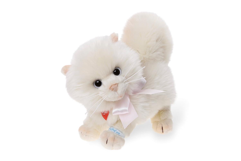Bauer Heinrich 17025 Pia Pia club - Peluche de gato persa (25 cm) [Importado de Alemania]: Amazon.es: Juguetes y juegos