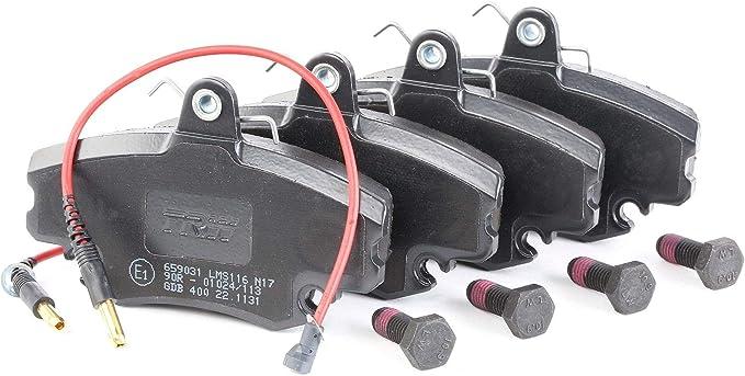 TRW Automotive AfterMarket GDB400 pastilla de freno: Amazon.es: Coche y moto