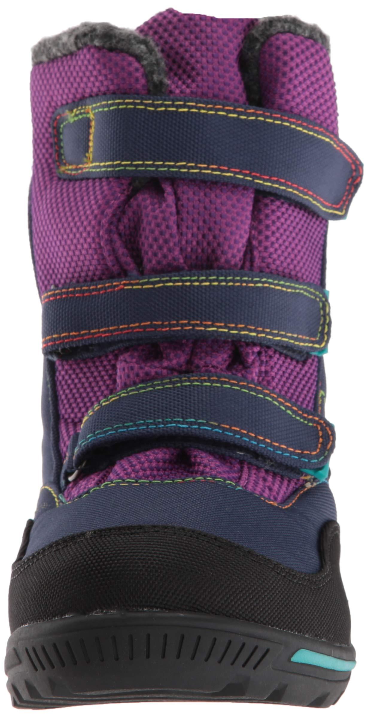 Kamik Girls' Hayden Snow Boot, Grape, 4 Medium US Big Kid by Kamik (Image #4)