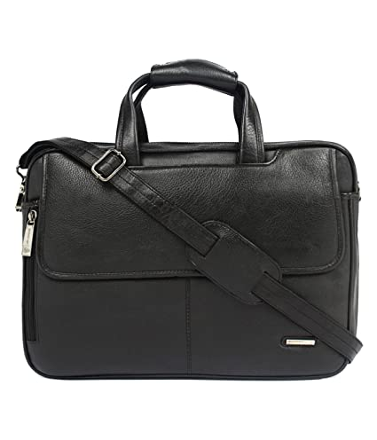 ce98d82d0 Moochies Pure Leather Office Cum Laptop Bag 18 inch Wide - A Make in India  Exquiste Designer Product - Buy Moochies Pure Leather Office Cum Laptop Bag  18 ...