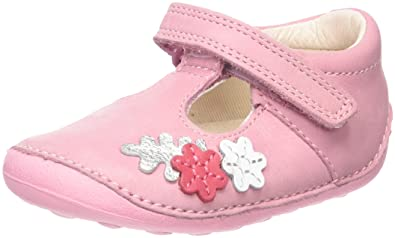 durable in use buy good 100% authenticated Clarks Girls' Tiny Blossom Closed Toe Sandals