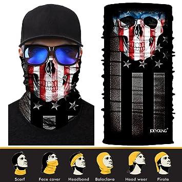 Amazon.com: Máscara facial 3D para sol, protector de ...