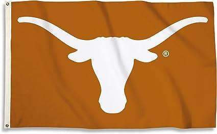BSI University of Texas Longhorns UT 3x5 Outdoor House Flag