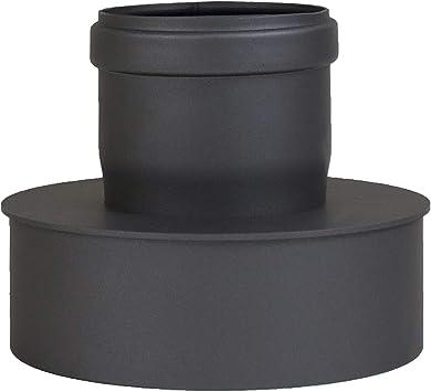 Erweiterung Ofenrohr Kaminrohr Pelletrohr Pelletkamin Rauchrohr für Pelletöfen