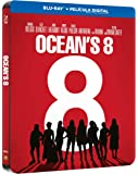 Ocean'S 8 Blu-Ray Steelbook [Blu-ray]