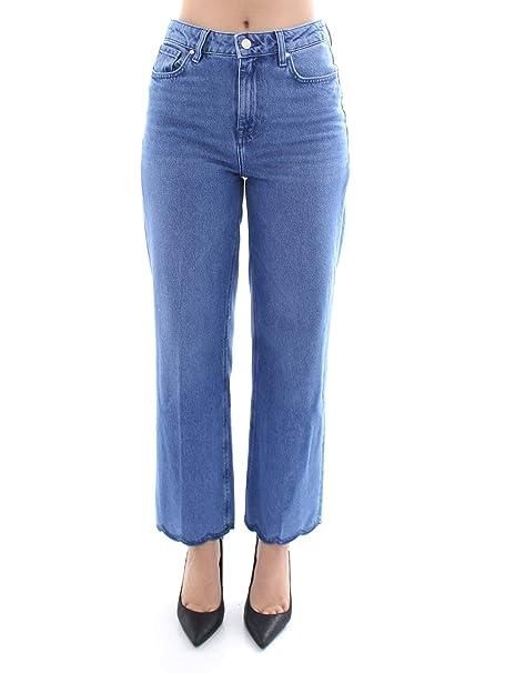 Tommy Hilfiger WW0WW24451 Pantalones Vaqueros Mujer 30 ...