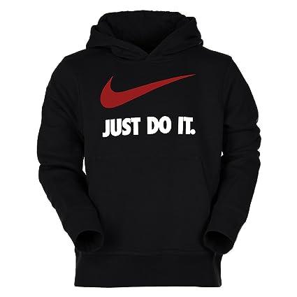 Nike YA OTH YTH Were - Sudadera para niño, color negro, talla S