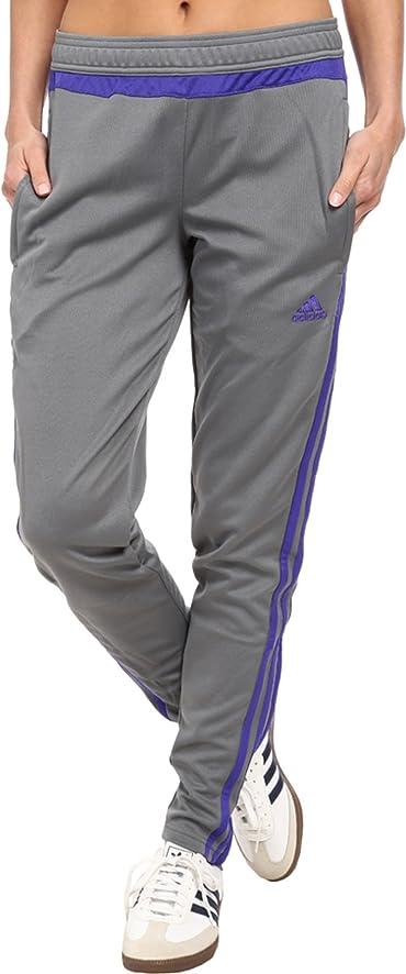 le adidas pantaloni della tuta aeroporto stile