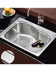 Amazon.it: Lavelli da cucina: Fai da te: Vasca singola ...
