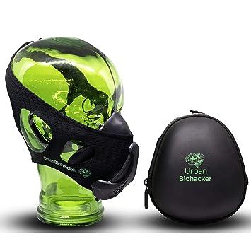 Urban biohacker Premium 6 niveles de entrenamiento Máscara Incluye caja transporte – Sport Durabilidad Altura Entrenamiento