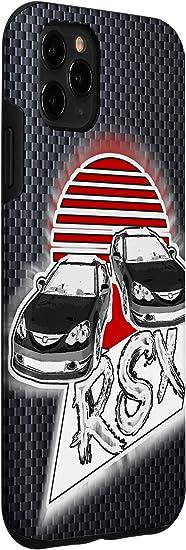 iPhone 11 Pro Max Rexy RSX DC5 4banger Sports Coupe Race Car JDM Case