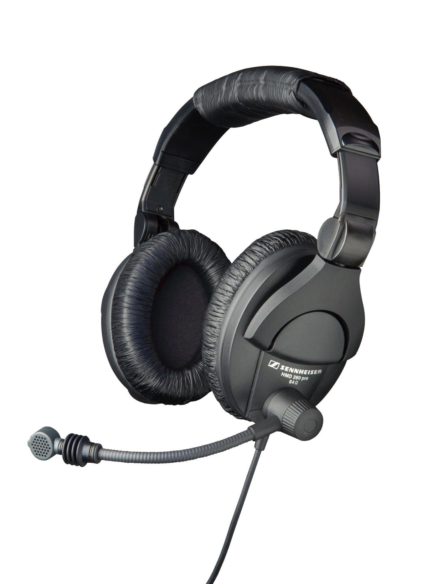 Sennheiser HDM 280-13 - Professional Communication Headset for High Noise Environments by Sennheiser