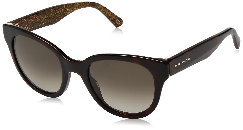 MARC JACOBS Marc Jacobs Damen Sonnenbrille » MARC 231/S«, braun, DXH/HA - braun/braun