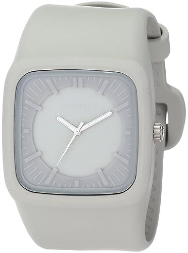 Converse Reloj analogico para Hombre de Cuarzo con Correa en Caucho R1151102023: Amazon.es: Relojes