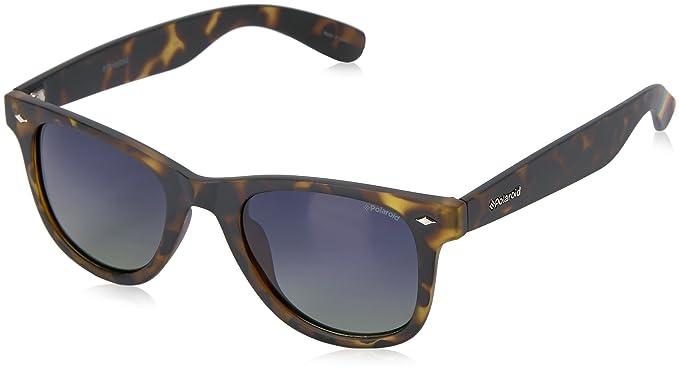 e38055f0b0ab Polaroid Polarized Wayfarer Unisex Sunglasses - (PLD 6009 N S SLG 48PW