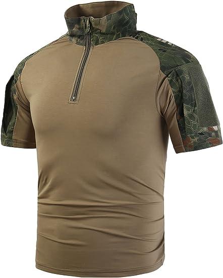 Boys,Girls Camouflage Paintball Hunting. Kids T-Shirt Digital Camo Airsoft