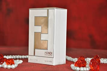 Amazoncom Fendi Palazzo Eau De Toilette Spray 50ml New In Box