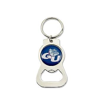 NCAA Gonzaga Bulldogs Bottle Opener Key Ring