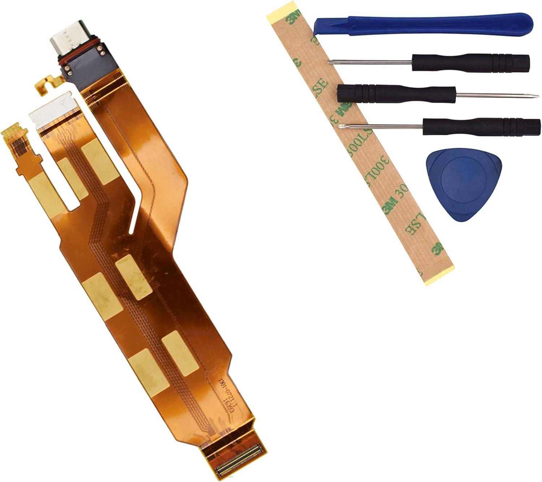 Puerto De Carga F8331 Impermeable Para Sony Xperia Xz F8332