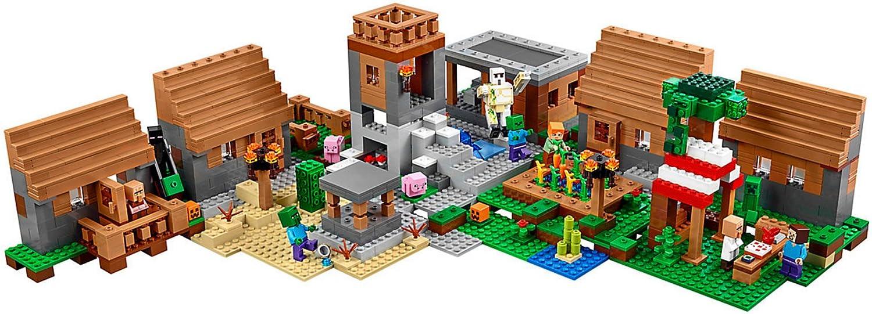 Lego Minecraft 9 The Village