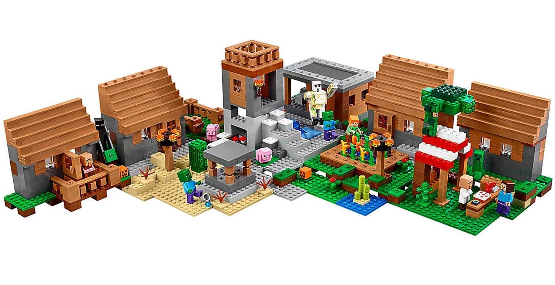 Best minecraft construction de maison de luxe photos for Maison moderne lego