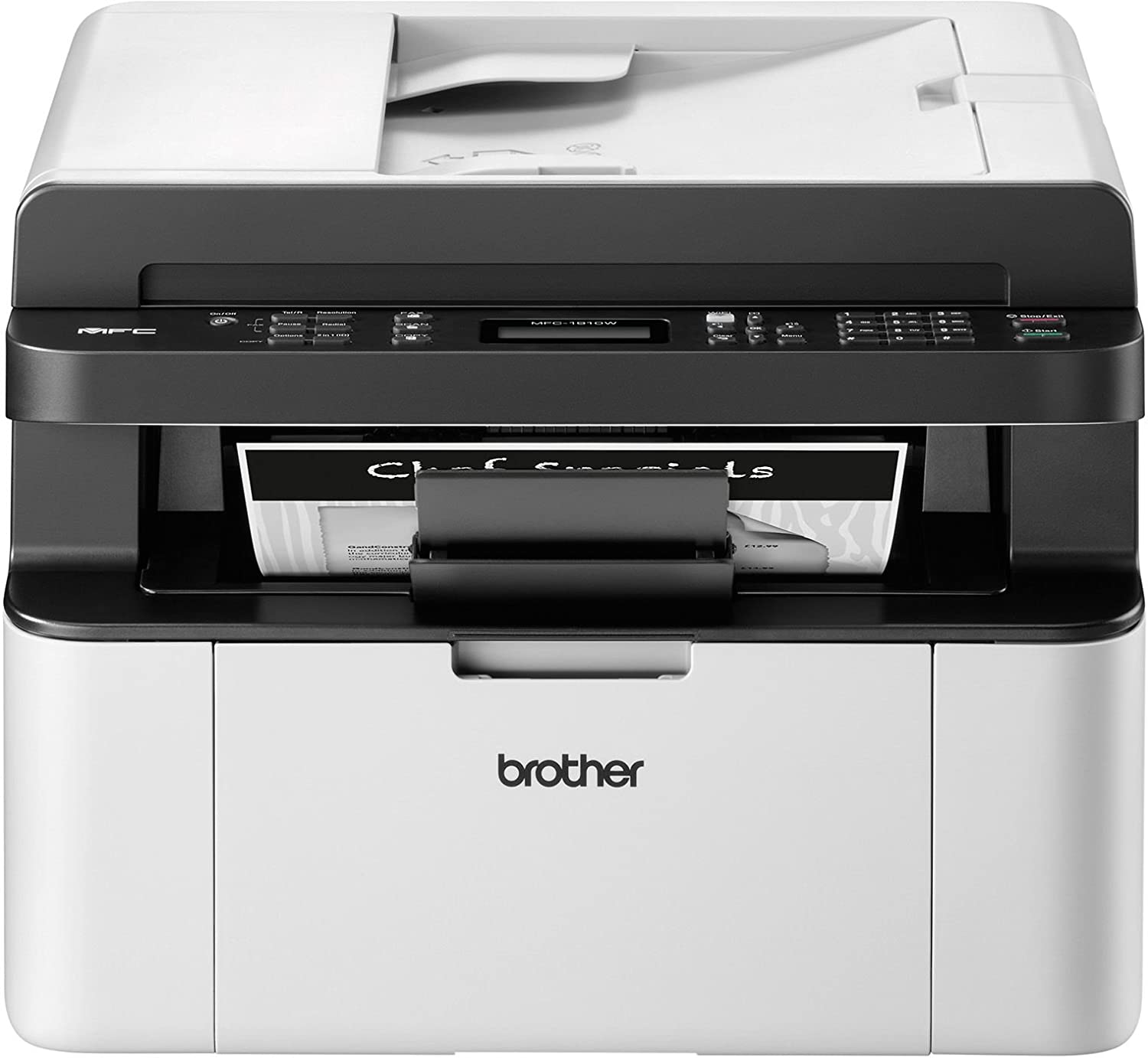 Brother MFC1910WG1 - Impresora multifunción láser: Amazon.es ...