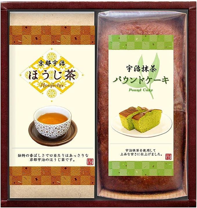 宇治抹茶 / パウンドケーキ詰合せ ( PCH-20 )