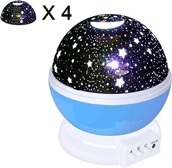 Proyector Estrellas de OKE, Nueva Generación de 360 Grados de ...