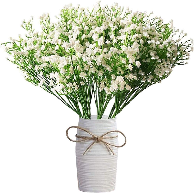 Artificial Fake Flower Babys Breath Gypsophila Silk Flowers Bouquet Home Decor/'/'